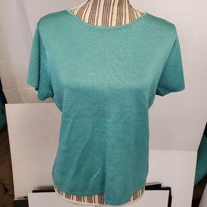 Barry Bricken Silk Sweater